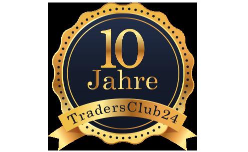 10 Jahre TradersClub24 Erfolgreich Bagder