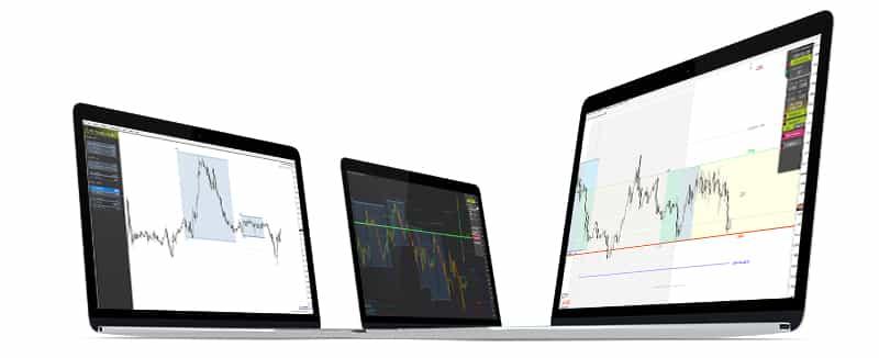 tc24 bluebox mockup 3 monitore Trading lernen im größten Tradingclub Deutschlands. Praxisnah und transparent