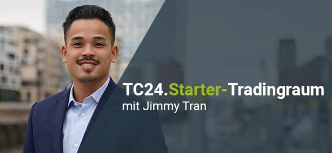 Online Trading mit Jimmy Tran vom TradersClub24