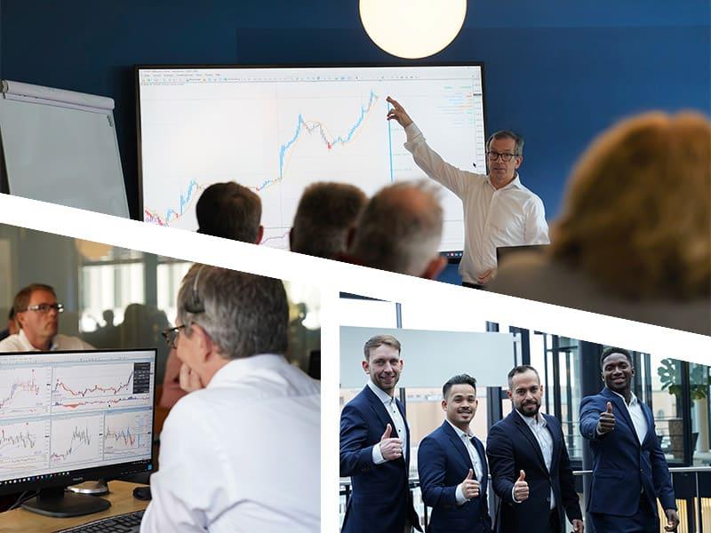 boersentag dresden 21 Carlos und das team Trading lernen im größten Tradingclub Deutschlands. Praxisnah und transparent