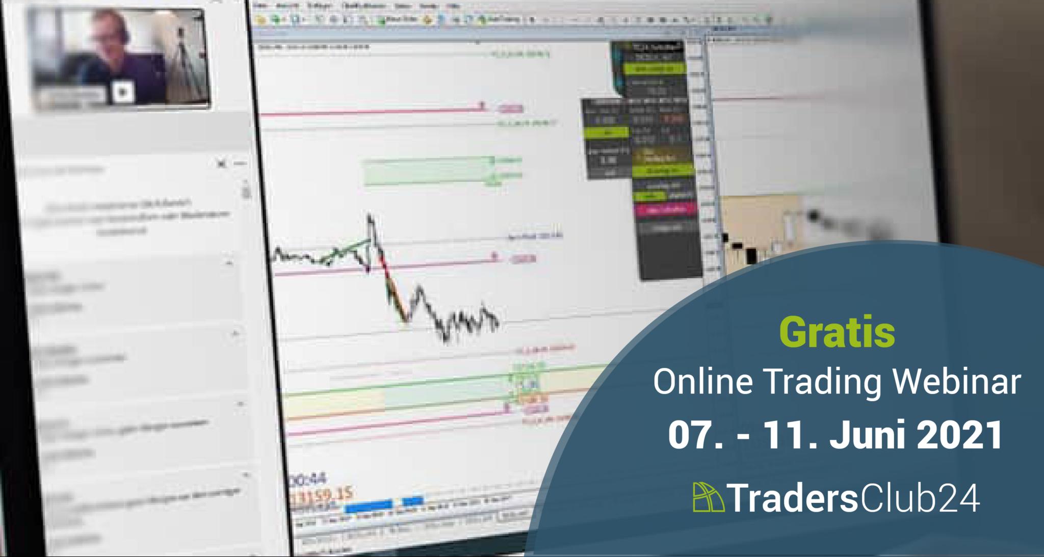 TradersClub24 online Webinar